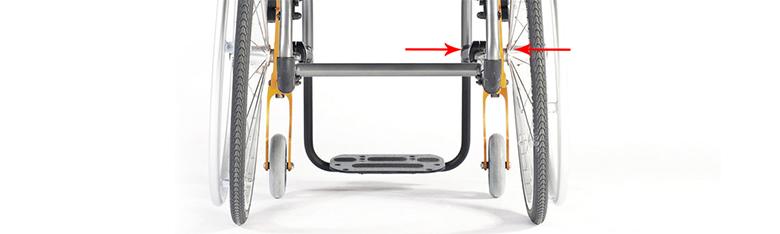 Medidas de silla de ruedas camber Medidas silla de ruedas