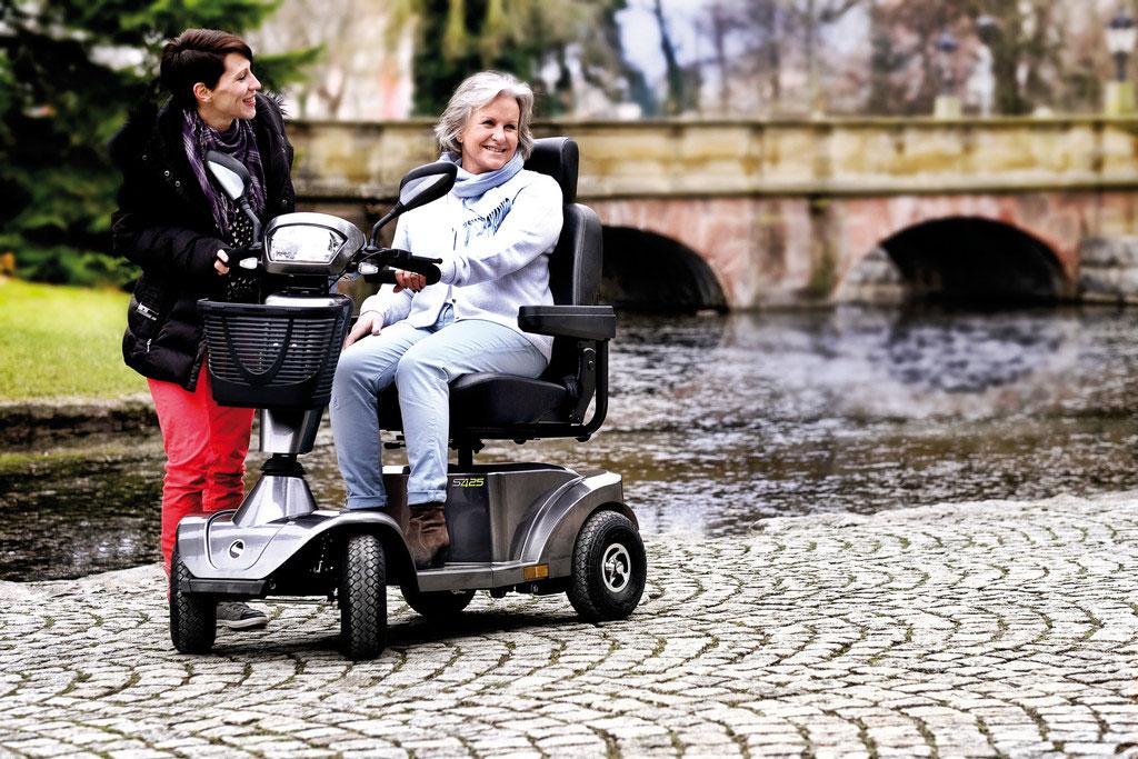 Elegir el Mejor Scooter para Mayores