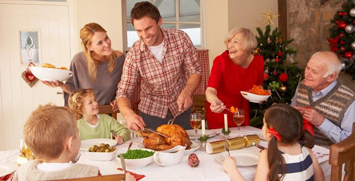 8 Consejos de Alimentación para los Mayores en Navidad
