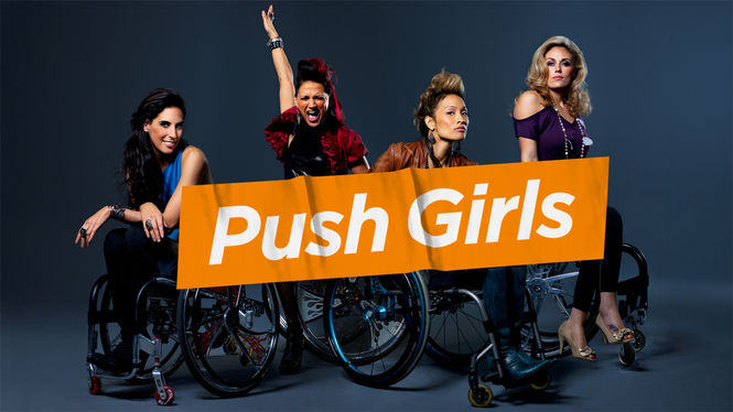 PushGirls – «Reality» Inclusivo
