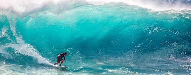 El Surf como Terapia