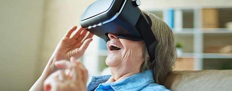 Realidad Virtual en Personas Mayores