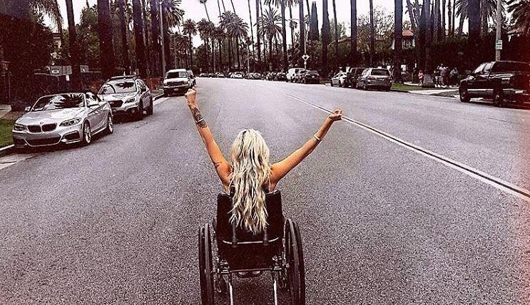 Influencers con Discapacidad