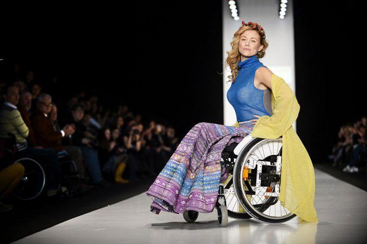 La Discapacidad en la Moda – Modelos y Diseñadoras Sin Límites