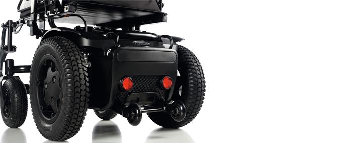 Qué neumáticos tiene mi silla de ruedas