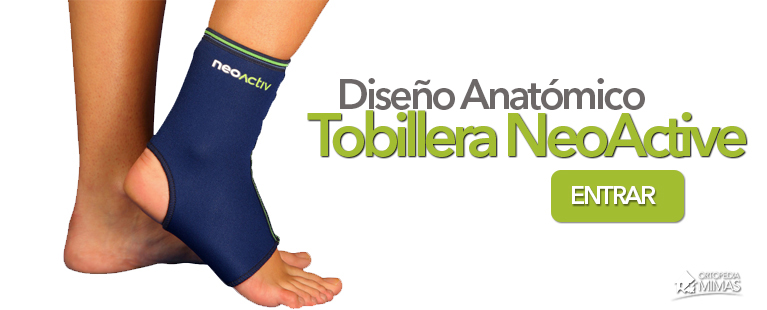 Tobilleras Anatómicas