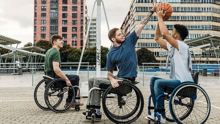 ¡Ponte en forma! 12 beneficios del deporte adaptado como terapia para personas con discapacidad