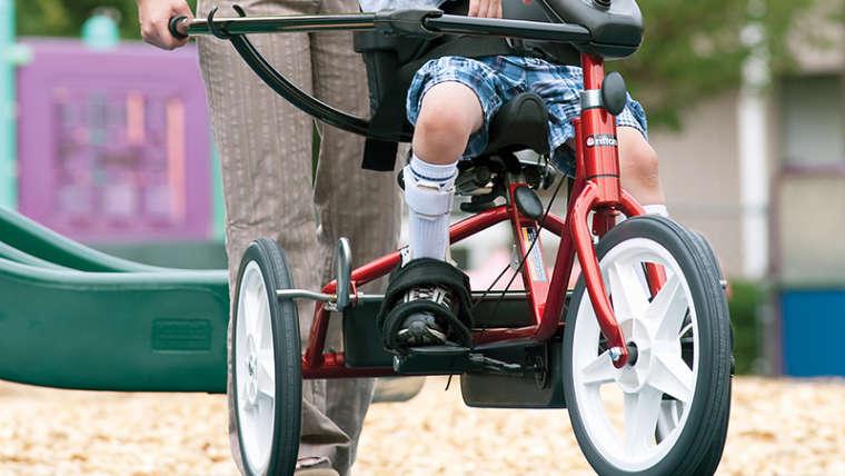 Triciclo terapéutico Rifton: todo lo que debes saber para disfrutar de movilidad sin límites
