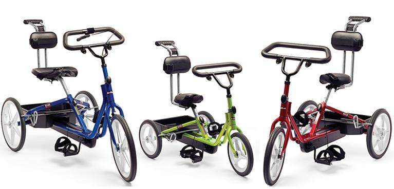 Triciclo Rifton Colores