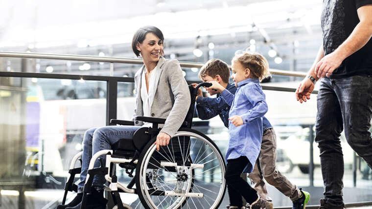 Las mejores sillas de ruedas manuales