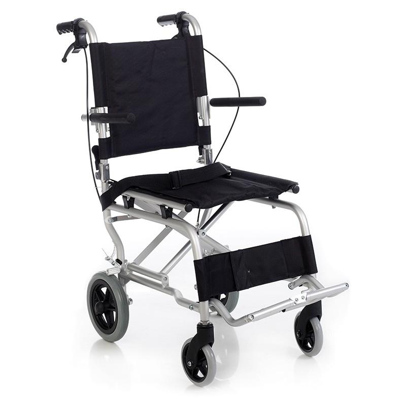 sillas de ruedas estrecha