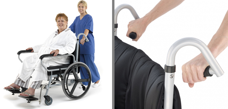 silla de ruedas bariatrica