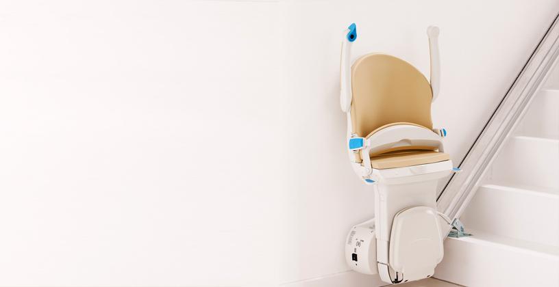 Tipos de sillas salvaescaleras