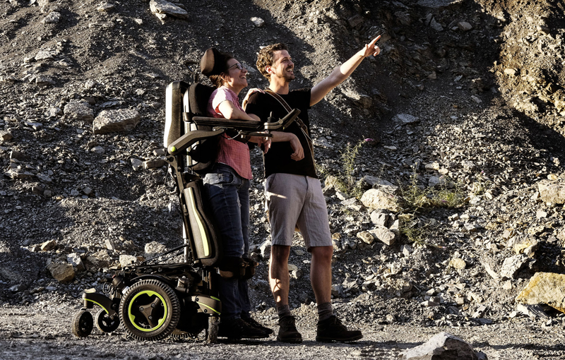 Las mejores sillas de ruedas de bipedestación y basculantes