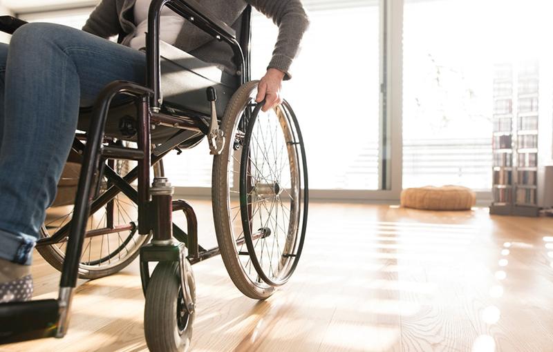 Cómo desinfectar las sillas de ruedas para evitar contagios por coronavirus