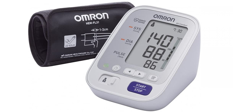 Tensiometro Digital OMRON M3 Comfort