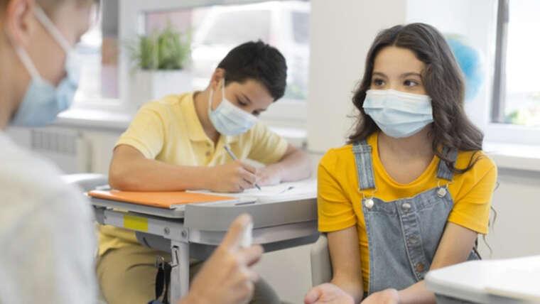 Vuelta al cole 2020. Cómo evitar brotes de contagio por COVID-19 en el entorno escolar