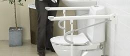 Asideros y barras para ba os y duchas ortopedia online - Asideros bano ...