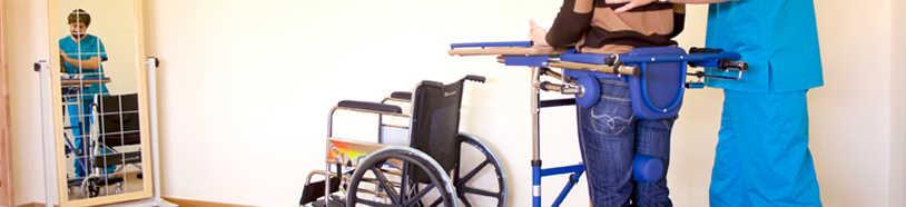 En nuestra Ortopedia Online encontrara una gran variedad de bipedestadores.