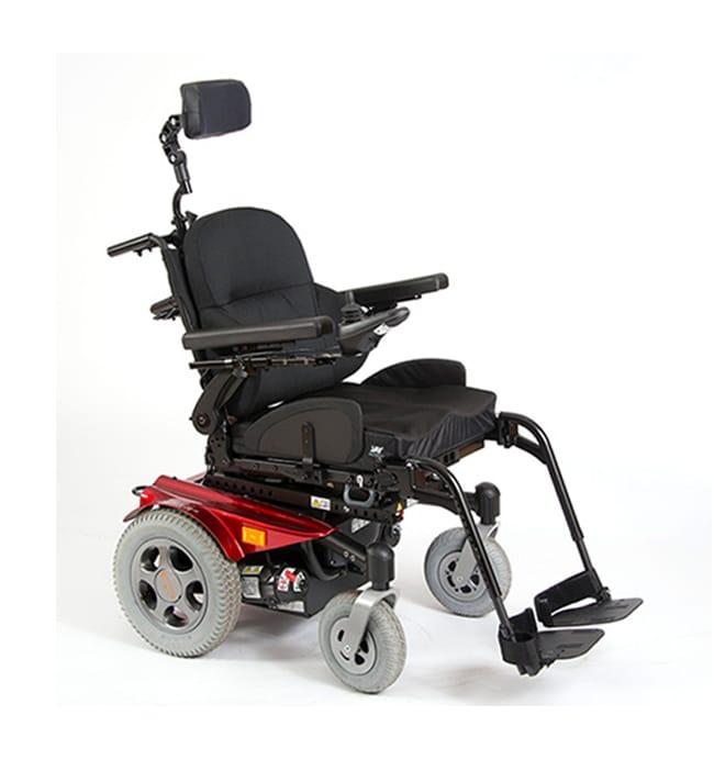 silla de ruedas electrica salsa r2