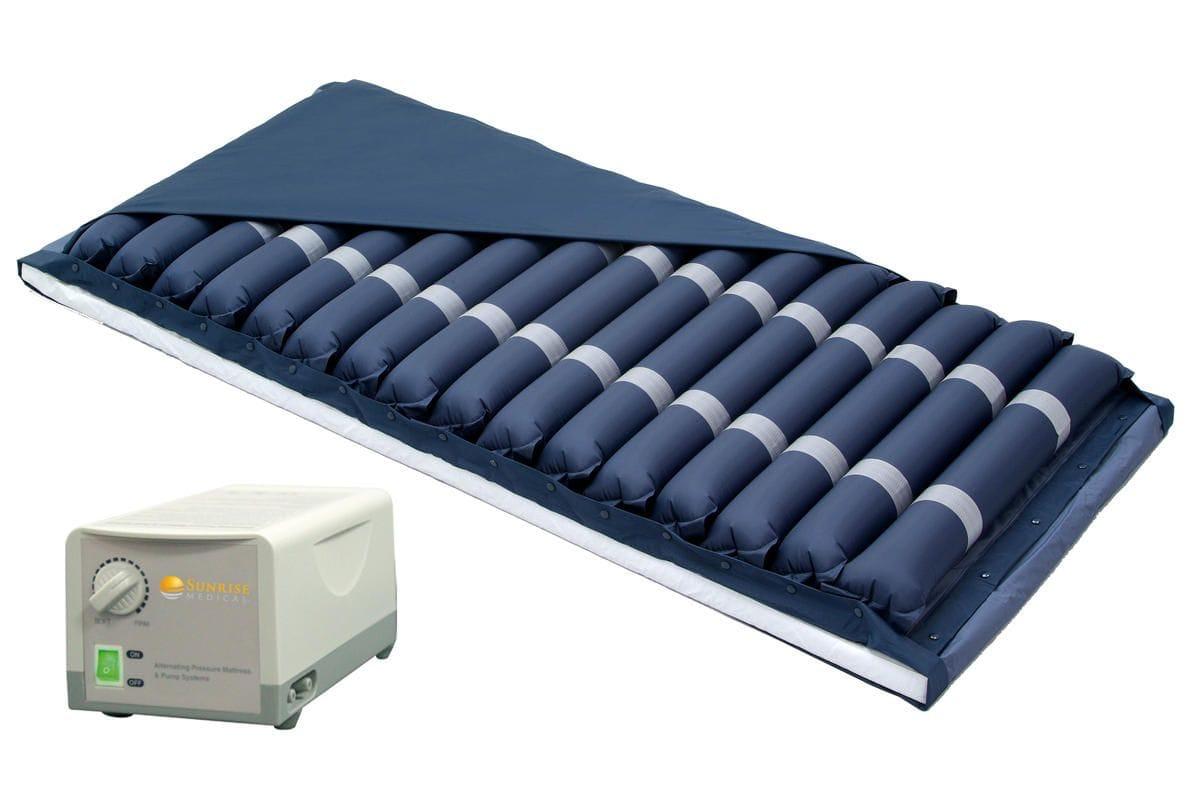 Colchón de aire con celdas