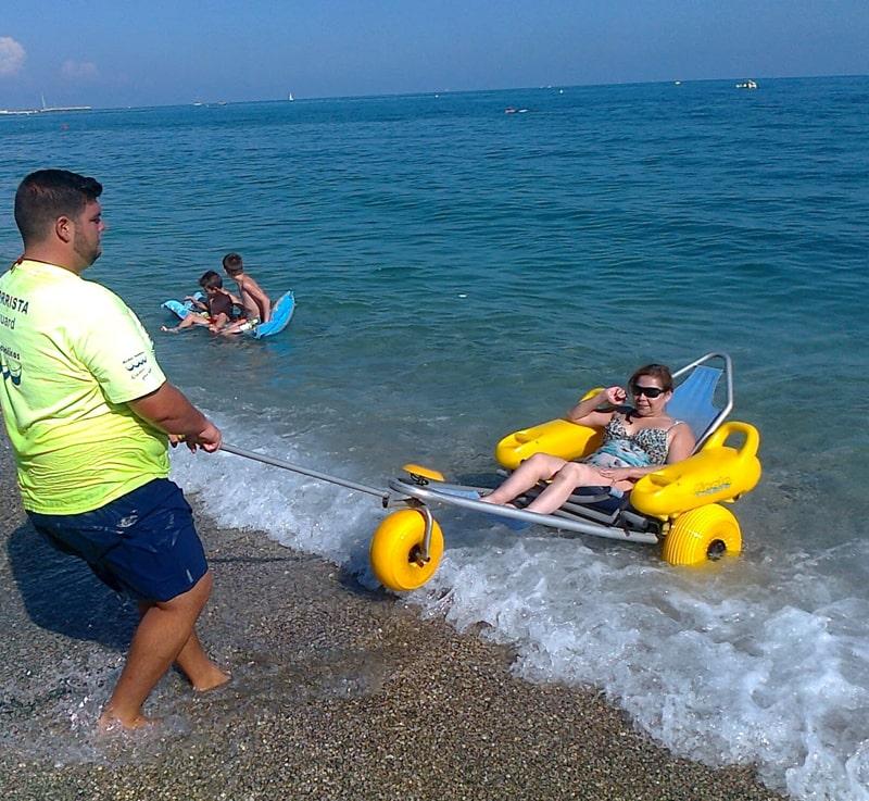 C mo elegir una sillas de ruedas para la playa for Sillas para jugar a la play