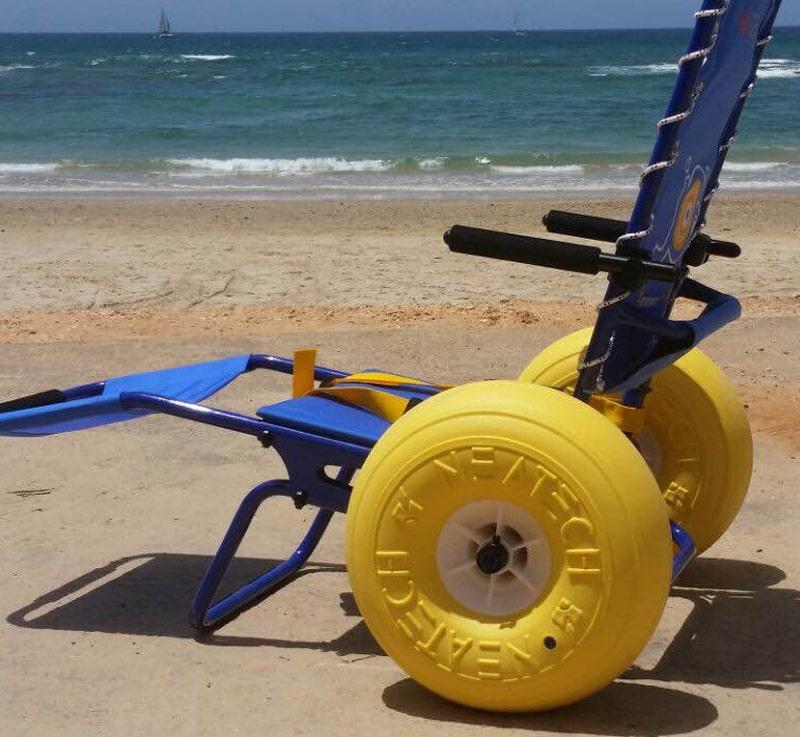 C Mo Elegir Una Sillas De Ruedas Para La Playa