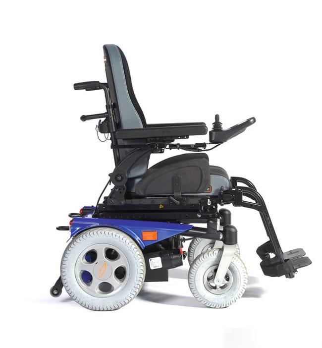 silla de ruedas el ctrica salsa r2