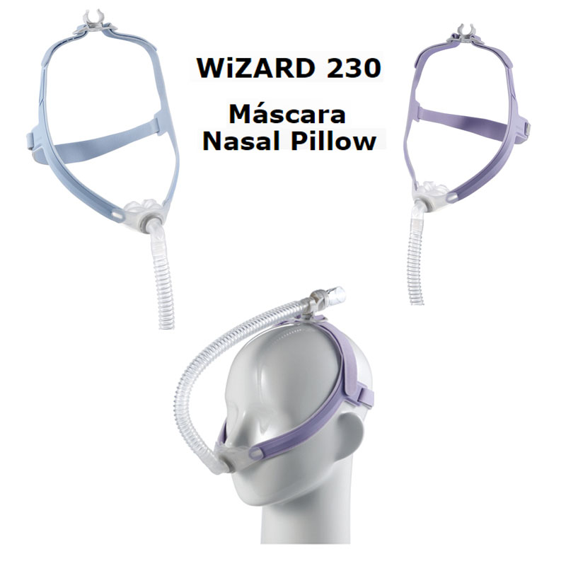 Máscara Nasal Pillow